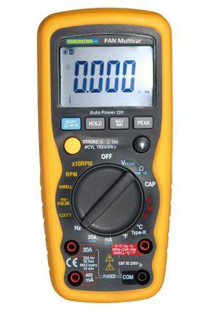 PAN Multicar KFZ Multimeter